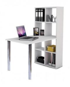 bela pisalna miza visok sijaj